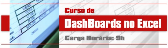 Curso de DashBoards no Excel